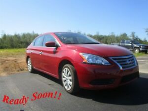 2014 Nissan Sentra 1.8 AUTOMATIC AIR CRUISE BLUETOOTH VOICE COMM