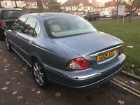 Jaguar x type Auto. 2004. Mot. TAX. LEATHER