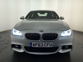 BMW 520D M-SPORT AUTO 63 PLATE 184BHP 1 PREVIOUS OWNER