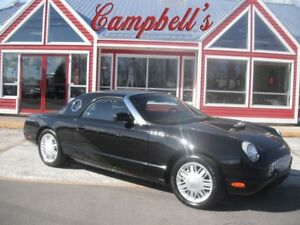 2002 Ford Thunderbird Removable Top WITH LEATHER INTERIOR!!