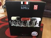 Kenwood kmix Kmx54gbk black stand mixer