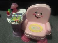 Fisher price story chair £10