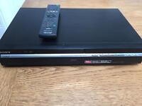 Sony DVD and Hard drive recorder