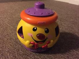 Fisher-Price Cookie Shape Sorter Surprise