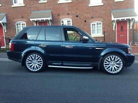Range Rover Sport Hse FULLY LOADED HPI CLEAR NOT q7 merc x5
