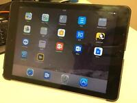 iPad Air 16G wifi excellent condition