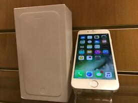 iPhone 6 on EE Silver Boxed