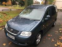 Vw Caddy Maxi Life 7 seater DSG Sharan Galaxy