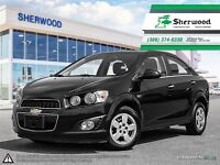 2014 Chevrolet Sonic LT w/ Roof & Only 16,500KMS!!