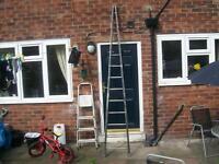 A frame/v ladder