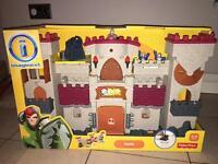 Fisher Price Imaginext Castle BNIB