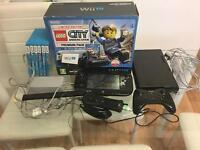Wii u console 32 gb bundle