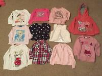 Bundle Of Girls Clothes (including Peppa Pig) - Size 18-24 months