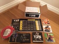 Brand new T25 workout dvds - full set!