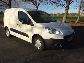 2012 (62 Reg) Peugeot Partner 1.6 Hdi NO VAT REDUCED