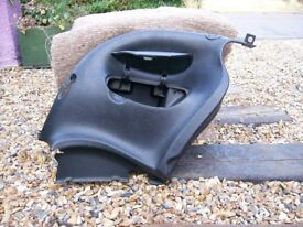 FORD KA INTERIOR REAR PANEL DRIVERS SIDE WITH STORAGE COMPARTMENT FITS 1998 to 2008