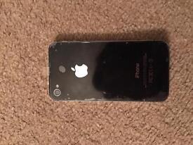 Black iPhone 4s