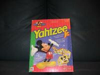 Yahtzee Jr Disney