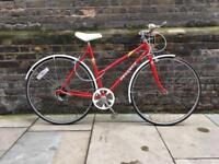 """Restored PEUGEOT MONTE CARLO Town Road Bike - Vintage French Classic - Retro 20"""" Frame - Ladies"""