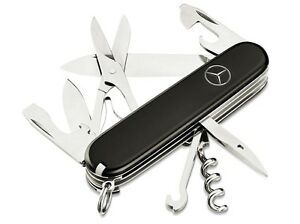 original Mercedes Benz Taschen Messer 12 teilig Edelstahl by Victorinox ® NEU