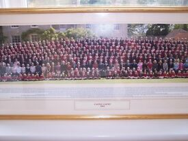 Castle Court School Photograph in frame 2003
