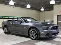 2014 Ford Mustang GT BREMBO A/C CUIR NAV MAGS