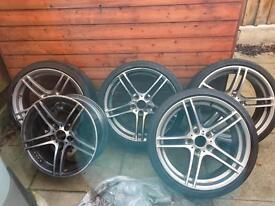 """BMW Alloys ORIGINAL 313M Special edition wheels 19""""/inch"""