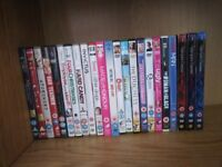 Selection of DVDs including Box Sets