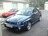 Subaru and Mazda MX 5 for sale
