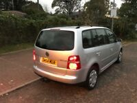 2004 Volkswagen Touran 2.0 TDI SE MPV 5dr (7 Seats) Manual @07445775115@