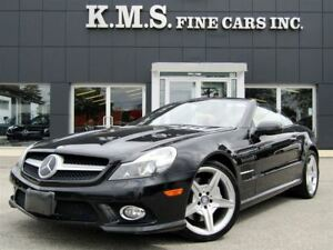 2011 Mercedes-Benz SL-Class SL550| DISTRONIC| PREMIUM| SPORT|CLE