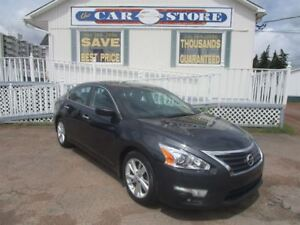 2014 Nissan Altima 2.5 SV SUNROOF HEATED SEATS BACK UP CAMERA