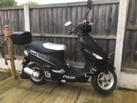 Pulse scout 49cc moped 4stroke