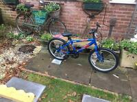 Boys Raleigh Kobo 6-9 years old bike