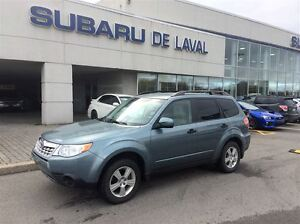 2011 Subaru Forester 2.5 X Convenience Package w/PZEV