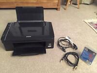 Epson printer/scanner - Stylus SX115