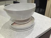 Kenwood kitchen weighing scales retro
