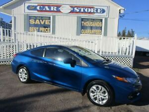 2015 Honda Civic LX 2DR COUPE AUTOMATIC AIR CRUISE