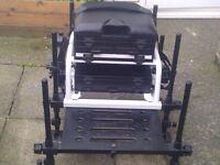 Sensas 670 seatbox