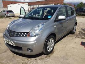 Nissan Note 1.4 SE Accenta.. 57 Plate..