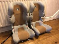 BMW child seats