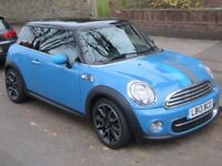 2013 Mini Cooper D Bayswater Limited Edition 2.0l 34000 miles. Automatic Gearbox; Panoramic Roof
