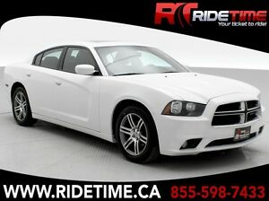 2013 Dodge Charger SXT - Sunroof, Alloy Wheels