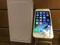 iPhone 6 Gold on EE