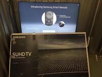 """Samsung 55"""" 4K SUHD CURVED SMART LED TV ue55ks7500"""