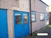 PINXTON WORKSHOP / STORAGE UNIT TO LET