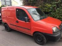 Fiat cargo van 1.9jtd £450