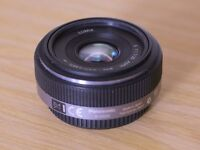 Pansonic Lumix 20mm f1.7 Micro Four Thirds Lens