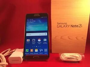 Samsung Galaxy Note 3 ( Déverouillé pour tous les réseaux ) en parfait état ! 10/10