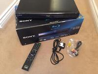 Sony BDP-S350 Blu Ray Player